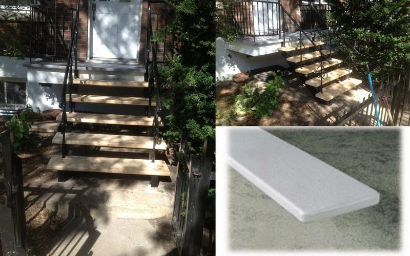 Soudure rfa - Hauteur de marche d escalier ...
